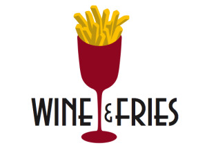 Wine and Fries Logo